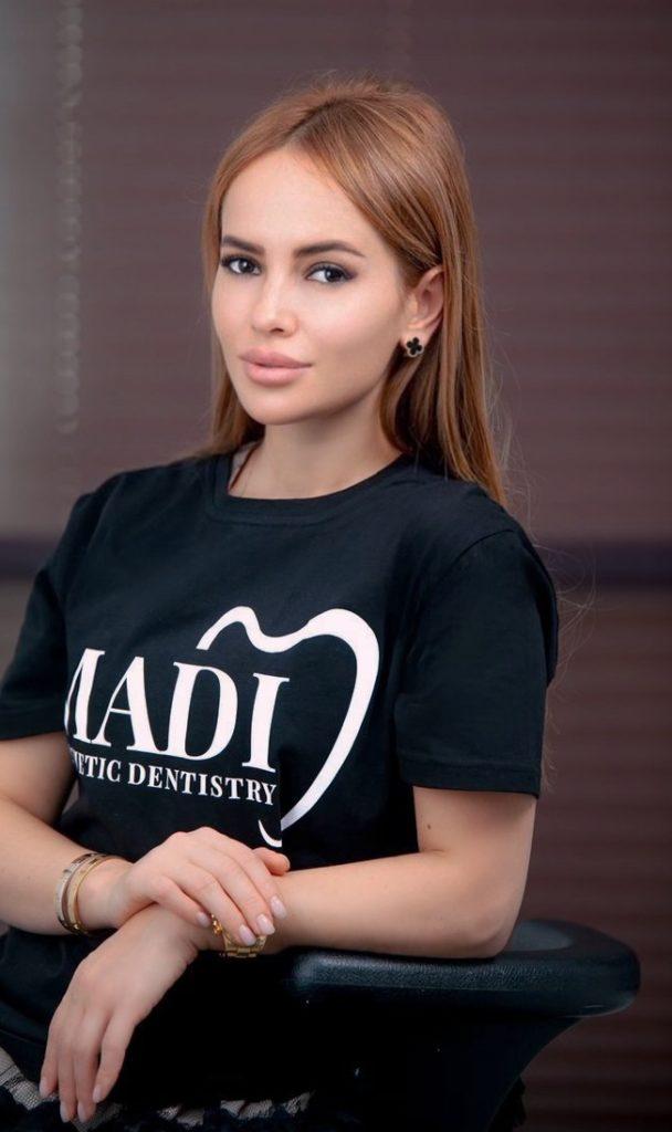 Дигурова Мадина Борисовна